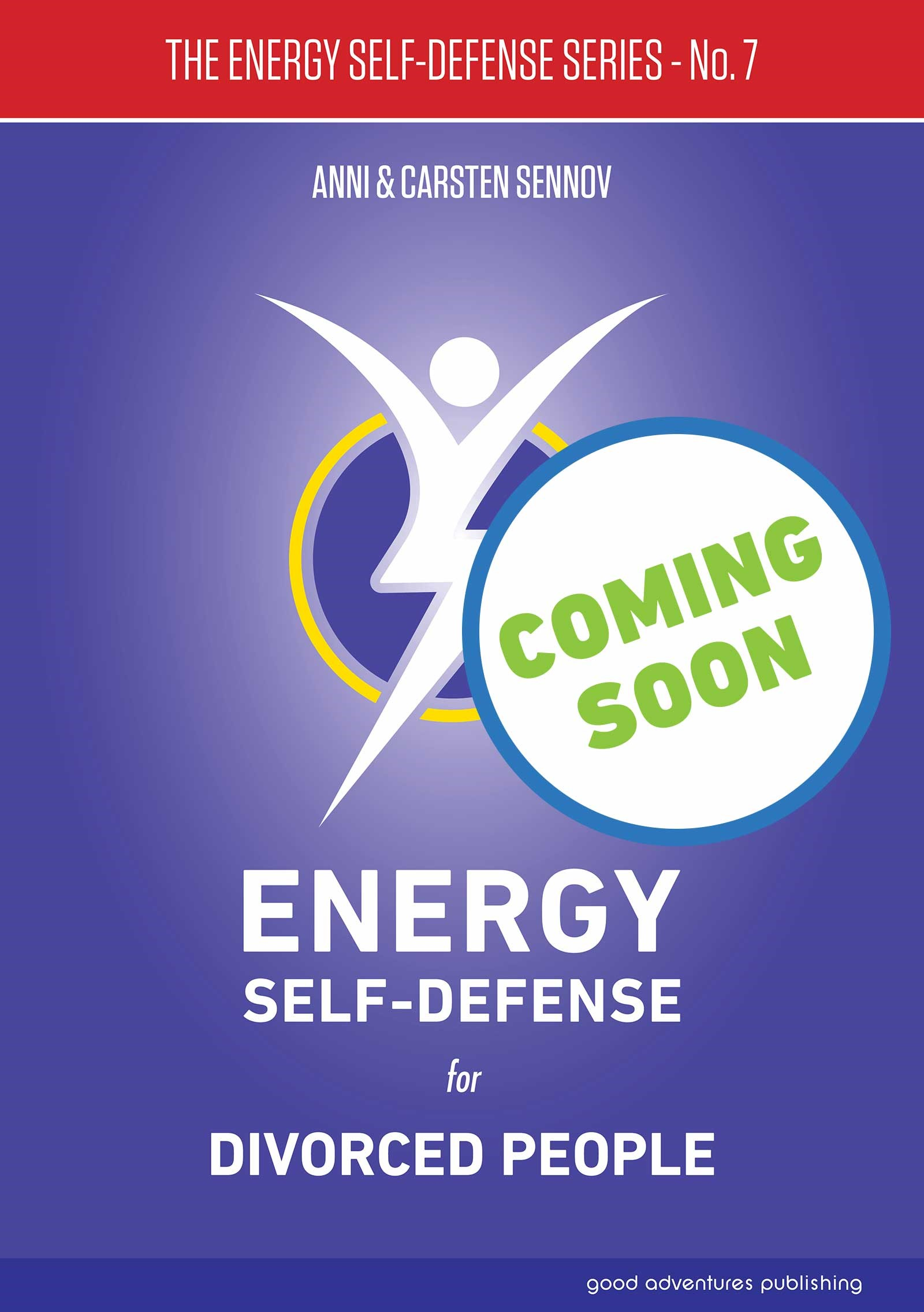 No 7_Energy Self-Defense for Diverced People_COMING SOON