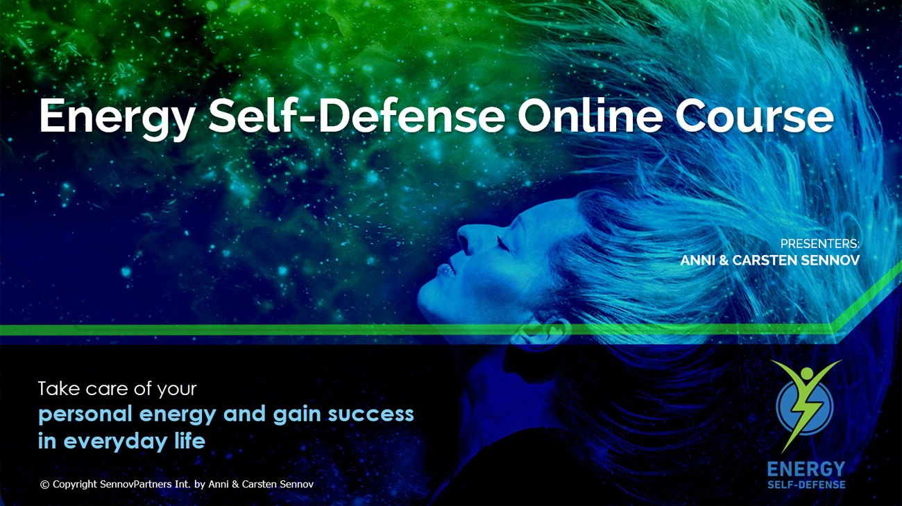 Energy Self-Defense online course